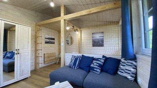 Residence Lipenská louka - Námořní apartmán