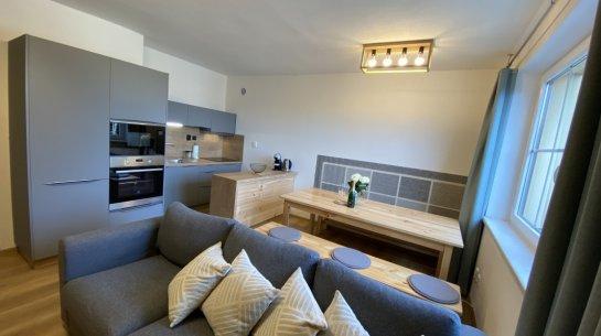 Residence Lipenská louka - Lesní velký apartmán