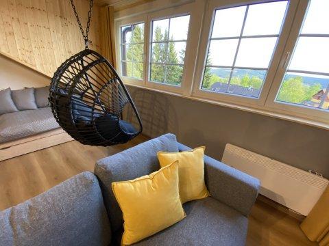 Residence Lipenská louka - Sluneční apartmán