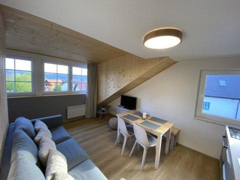 Residence Lipenská louka - Přírodní apartmán