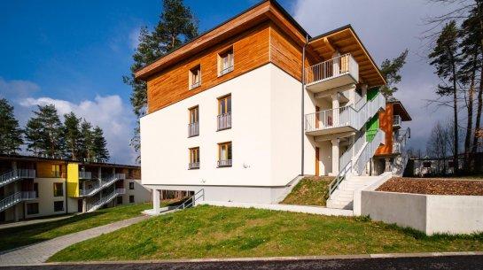 Lipno Port Apartments