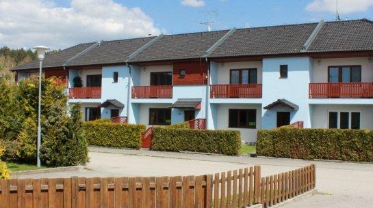 Prázdninové domy a apartmány centrum